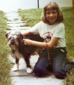 My first pet sitting job at age 7